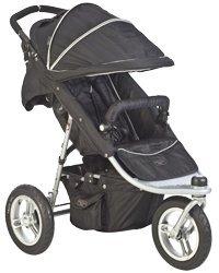 Valco Baby Single Tri-Mode EX Stroller in Raven