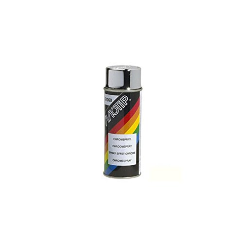 bombe peinture motip chrome 400ml. Black Bedroom Furniture Sets. Home Design Ideas