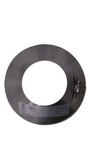 Noritz Scr3 Storm Collar Ring For 3-Inch Single Wall Stainless Steel Venting