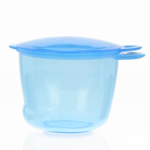 Imagen 3 de Vital Baby - Recipientes para alimentos infantiles (4 unidades), color azul
