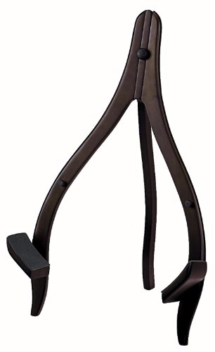 BSX 518187 Wood Guitar Stand - Natural