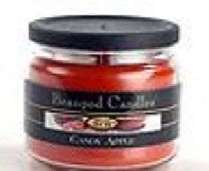 Beanpod Candles Candy Apple Real Soy Jar Candle 4.5 Ounce 905