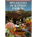 Specialities of Austrian Cooking Cookbook