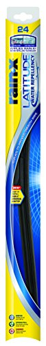 Rain-X 5079280-2 Latitude Water Repellency Wiper Blade, 24