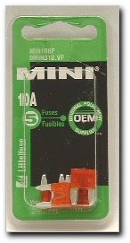 Littelfuse Min10Bp Fuse, (Pack Of 5)