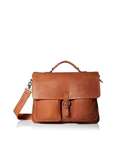 The British Belt Co. Men's Holkham Milled Satchel