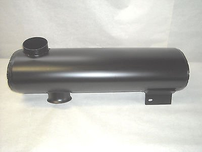 AT53007 New Muffler Made to Fit John Deere 440C 440D 448D 540B 540D 548D Skidder