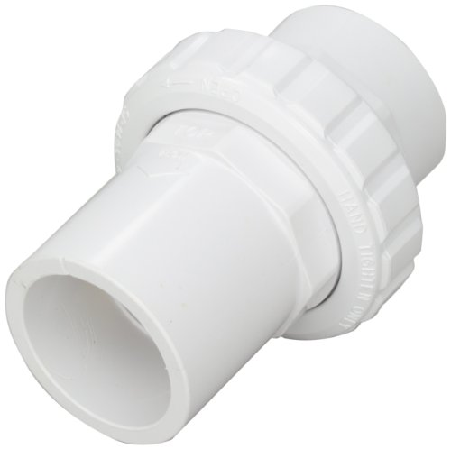 Hayward SP14461S 1-1/2-Inch Socket ABS Union Check Valve (Swimming Pool Valves compare prices)
