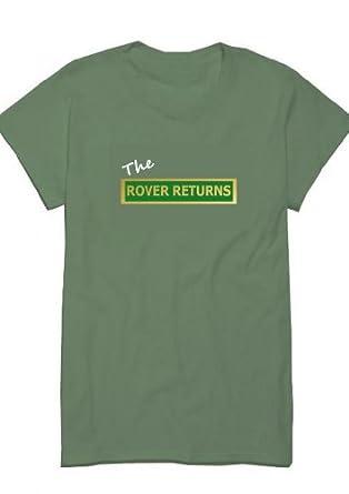 The Rover Returns,Men's Funny T-Shirt