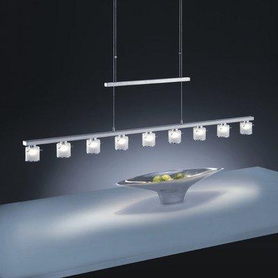 stimmungsvolle esszimmer beleuchtung mit led. Black Bedroom Furniture Sets. Home Design Ideas