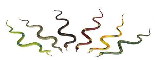 set-of-4-rubber-snakes-assorted-designs