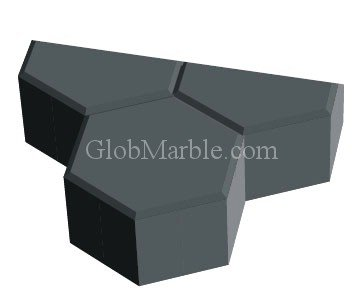 Paver Stone Mold Ps 17052/2 front-461878