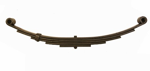 New Trailer Leaf Spring-5 Leaf Double Eye 3000lbs for 6000 Lbs Axle - 20025 (Trailer Leaf Spring Bushings compare prices)