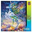 MasterPieces Soul of The Unicorn Puzzle Art by Josephine Wall, 1000-Piece
