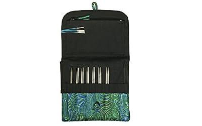 Hiya Hiya Steel Interchangeable Knitting Needles, Small Size Set, 5 Inch Tips