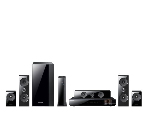 Samsung HT-E6500W 5.1 Channel 1000-Watt 3D Blu-Ray Home Theater System
