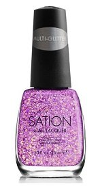 Sation More is More Multi-Glitter Nail Polish 3003 (Sation Glitter Nail Polish compare prices)