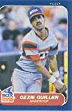 31KuVOZOZkL. SL160  1986 Fleer Ozzie Guillen Rookie Baseball Card #206   Shipped In Protective Display Case!