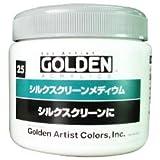 GOLDEN ACRYLICS ゴールデンアクリリックス 350ml シルクスクリーンメディウム