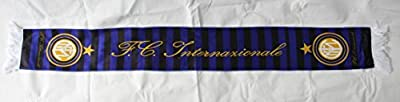 Inter Milan Light Weight Polyester Soccer Scarf