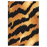Over the Shoulder Baby Holder Baby Sling Tiger Fur Print