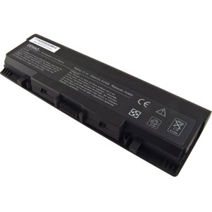 DENAQ 9-Chamber 85Whr Li-Ion Laptop Battery for DELL Inspiron 1520, 1521, 1720, 1721, PP22L, PP22X; Vostro 1500, 1700 - 7600 mAh - Lithium Ion (Li-Ion)-by DENAQ