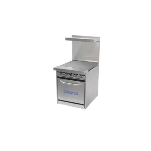20 Gas Range Oven back-504674