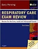 img - for Respiratory Care Exam Review 3th (third) edition Text Only book / textbook / text book