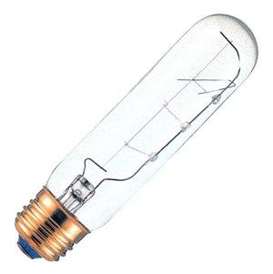 Bulbrite 40T10C/HO 40-Watt Incandescent T10 Tubular High Output Light, Clear deal 2016