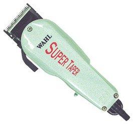 Wahl Super Taper Precision Salon-Style Clipper (No. Wa8400) + A-Viva Nail Kit
