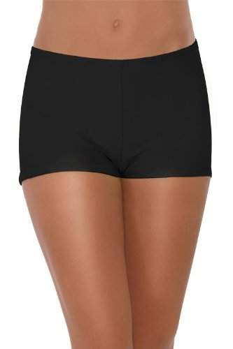 Fever Hot Pants, Black, One Size