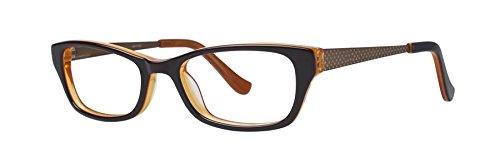 kensie-brillen-maler-braun-45-mm
