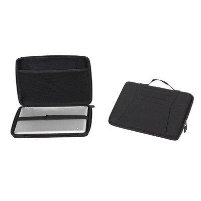bellino-p4018blk-molded-chromebook-case