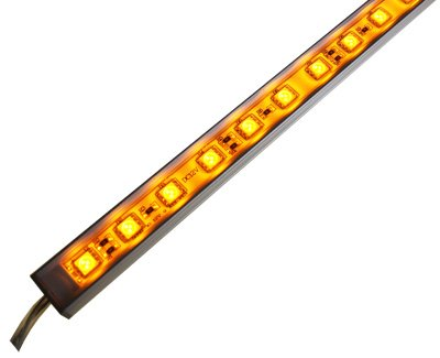 Brilliant Brand Lighting Seasonal Decoration Yellow Brilliant Brandled Rigid Light Bar Smd-5050 12-Volt front-680632
