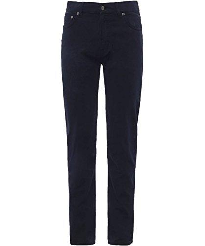 Gant Uomo Jeans Slim Fit indaco tinto Marine UK 36R