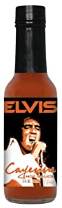 4 Pack Hsh Elvis Cayenne Hot Sauce by Hot Sauce Harry's