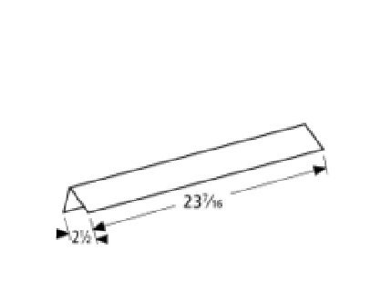94171 Replacement Stainless Steel Heat Plate