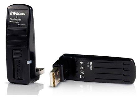 Infocus Sp-Dousb-Wireless Wifi Adapter-Displaylink Wireless Adapter -Usb