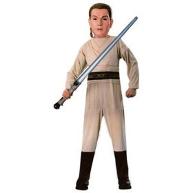 Rubie's Star Wars Episode I Obi-Wan Kenobi Halloween Costume Child Size Large