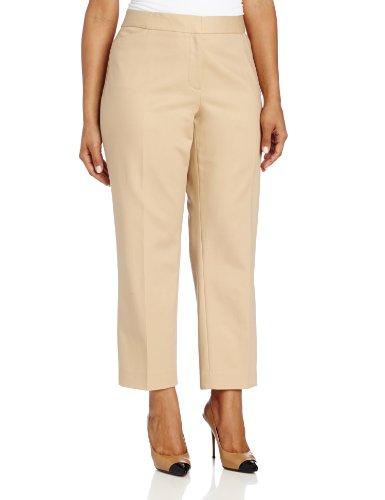 Anne Klein женщин's урожая брюки, дуб, 16W