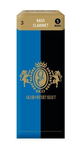 Rico - anche de clarinette basse grand concert select 3