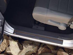 2007-2013 Jeep Wrangler 4 Door-Door Entry Guards