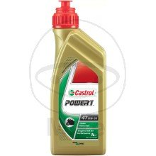 15W50 POWER1 4T 1,0 L HC-SYNTHESE - 714.06.84 - Castrol 15W50 Castrol Power 1 4T 4-Takt-Motorenöl mit HC-Synthese-