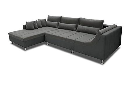 Bigsofa Agento Sofa Couch Ecksofa Eckcouch Schlafsofa 01316