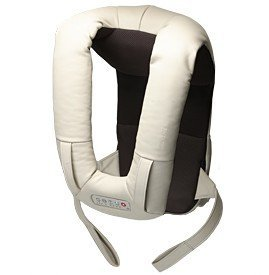 HEALTH THROUGH MASSAGE Luxury Portable uMama Warm Shoulder,Back and Tummy Massager Equipment OSIM