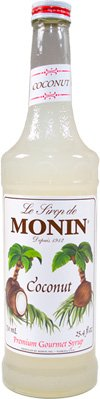 Monin Coconut Syrup, 750 ml from Monin