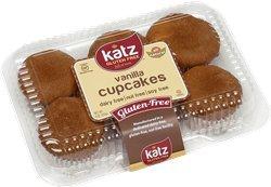 Vanilla Cup Cakes-Gluten Free