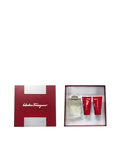 Salvatore Ferragamo Men's 3-Piece Set