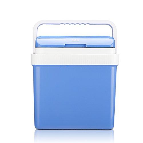 Car 24L Car Réfrigérateur Car Home Dual Mini Réfrigérateur Réfrigérateur Petit Réfrigérateur Dorm Cold And Box chaud