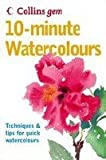 img - for GEM 10 MIN WATERCOLOURS PB book / textbook / text book